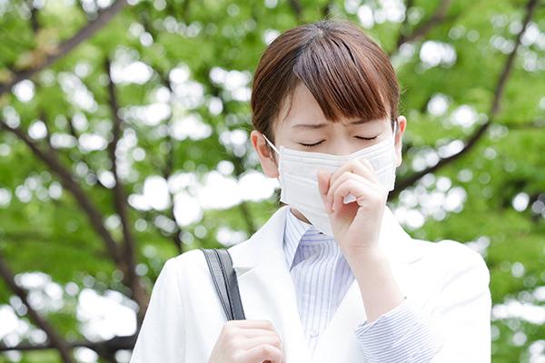 アレルギーのことなら、なかじまクリニックへご相談ください